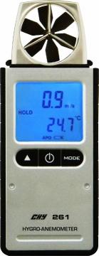風速-溫濕度計