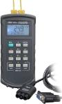 多型式熱電耦溫度錶及資料記錄器