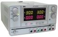 雙電源數字直流電源供應器30V/3A