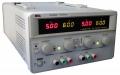 雙電源數字直流電源供應器60V/5A