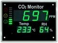 多功能室內空氣品質監測儀